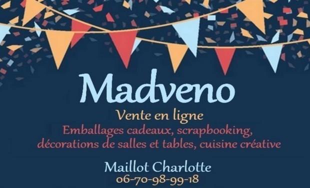 Visueel van project Madveno et sa boutique en ligne