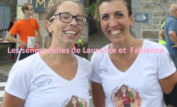 Visuel du projet Sénégazelle 2016 - Les sénégazelles de Laurence et Fabienne