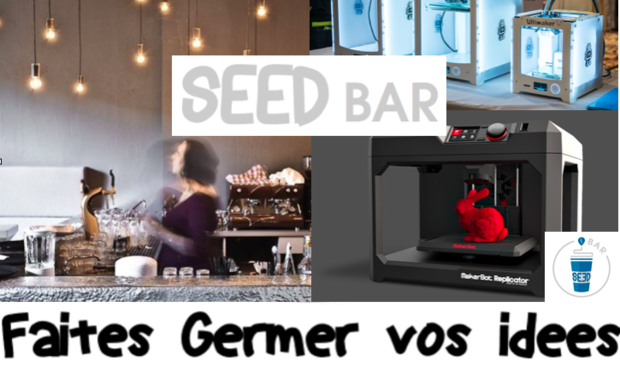Visueel van project SeedBar