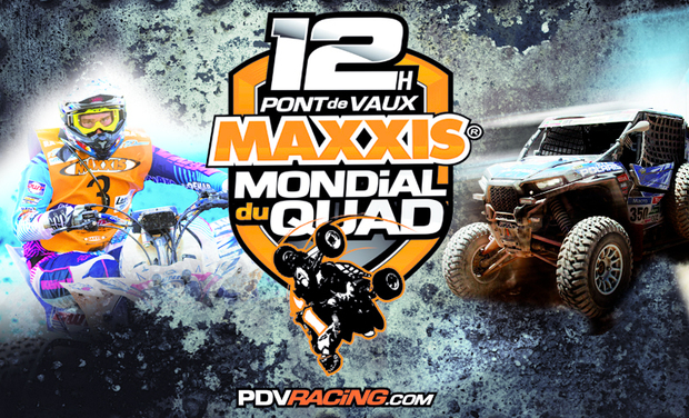 Project visual 30 Ans du Mondial du Quad de Pont de Vaux FRANCE