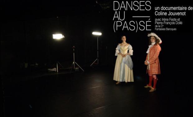 Visuel du projet Danses au (Pas)sé