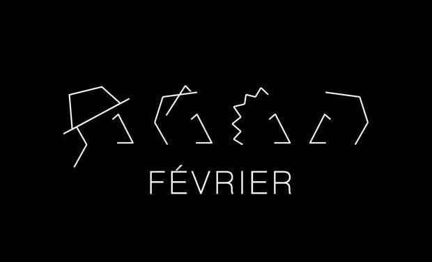 Visueel van project FÉVRIER - CD 5 TITRES Maxi