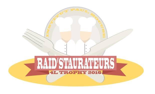 Project visual Les Raid'staurateurs - 4L Trophy 2016