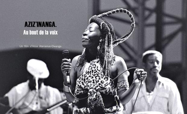 Project visual Aziz'Inanga. Au bout de la voix
