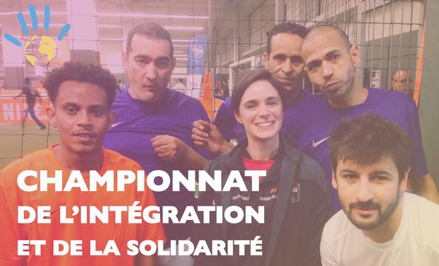 Project visual Championnat de l'Intégration et de la Solidarité (CIS)