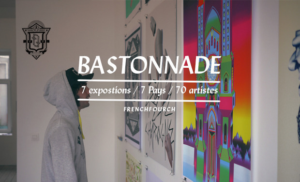 Project visual Bastonnade