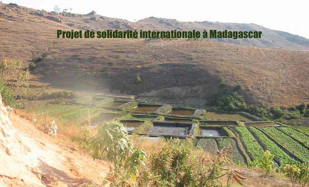 Visueel van project Aidez les Scouts et Guides de France à financer leur projet de solidarité internationale à Madagascar !