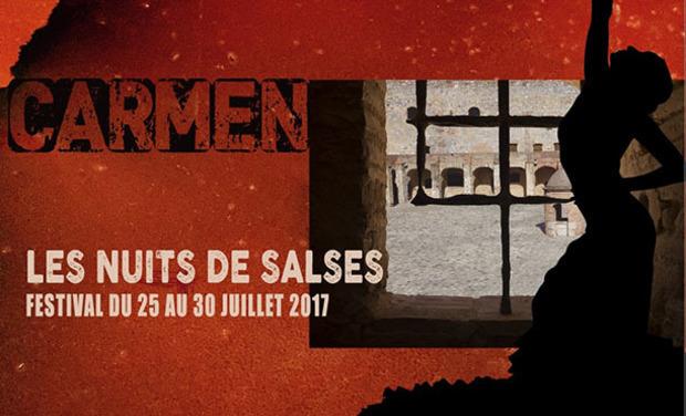 """Visueel van project Festival """"Les Nuits de Salses"""" - Orchestre Académie"""