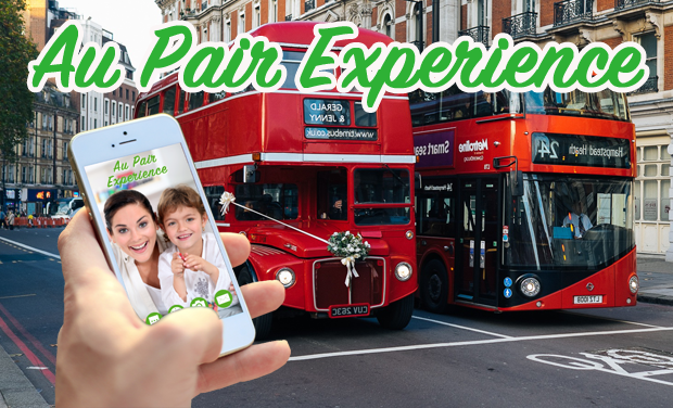 Project visual AU PAIR EXPERIENCE