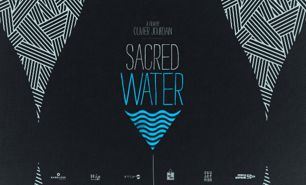 Project visual L'eau sacrée // Sacred water