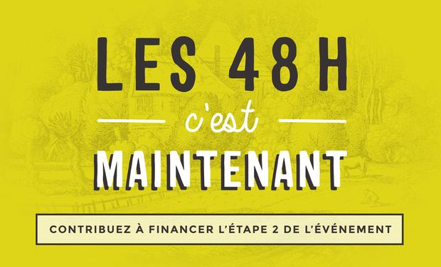 Project visual Les 48h de l'Agriculture Urbaine