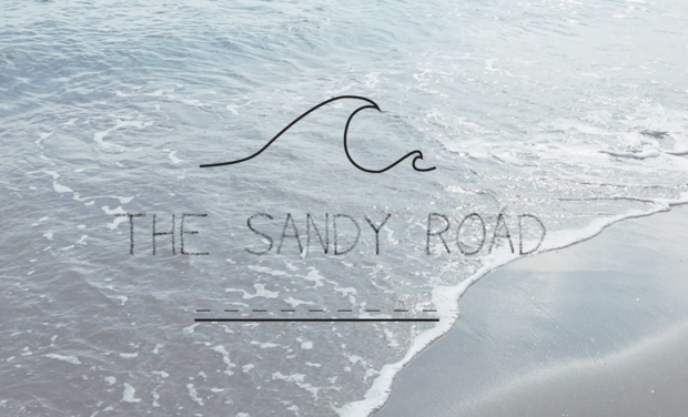 Project visual The Sandy Road