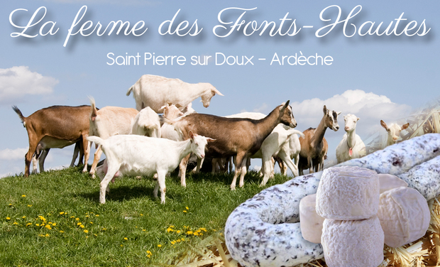 Project visual La ferme des Fonts-Hautes