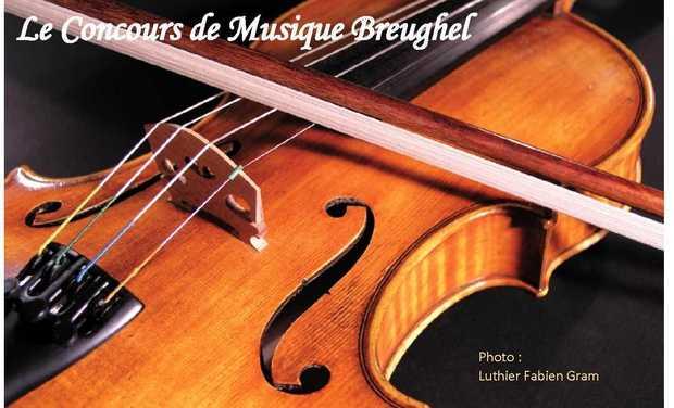 Project visual Le Concours de Musique Breughel