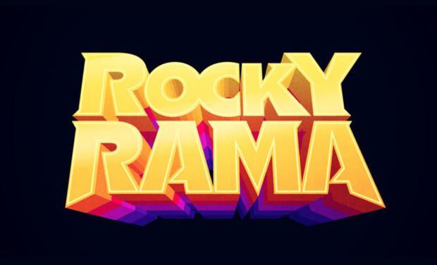 Project visual Rockyrama 2: Appetite for Destruction