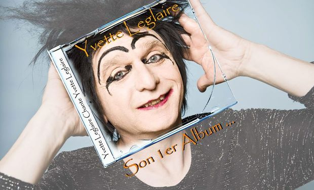 Visueel van project Yvette Leglaire : son premier album !