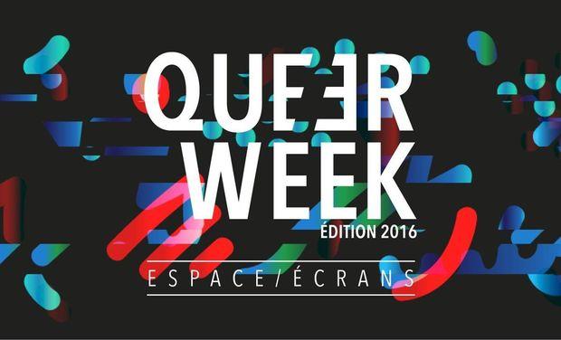 Visuel du projet QUEER WEEK 2016