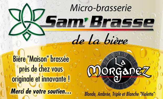 Visuel du projet Sam' Brasse de la bière !