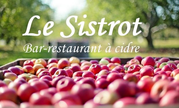 Visuel du projet Le Sistrot, bar-restaurant à cidre