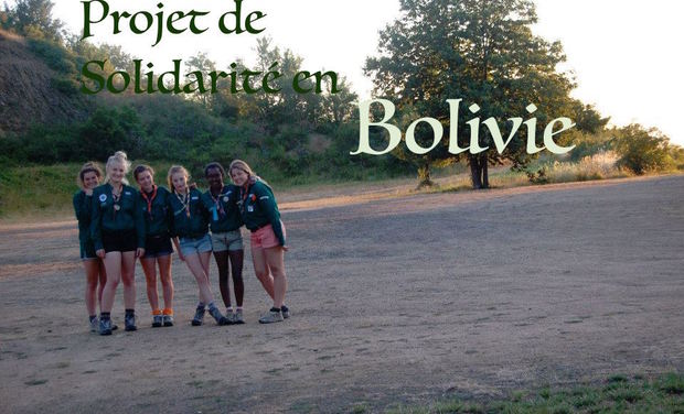 Visueel van project Projet de Solidarité scout en Bolivie