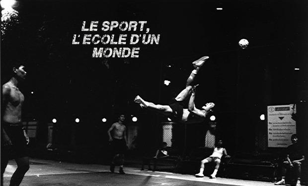 Visueel van project Le sport, l'école d'un monde
