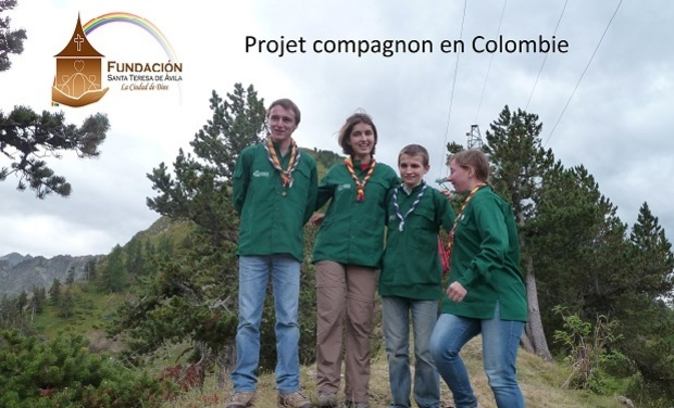 Visueel van project Projet solidaire en Colombie