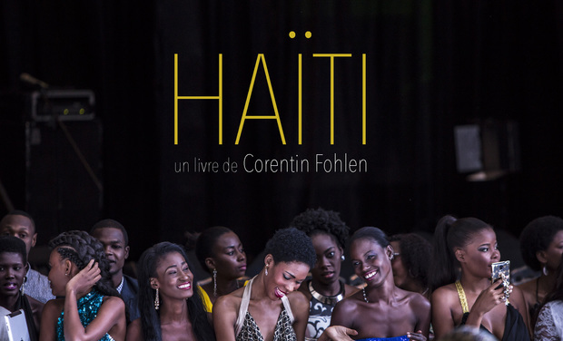 Project visual HAÏTI - par Corentin FOHLEN