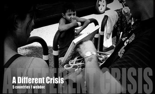 Visueel van project A Different Crisis