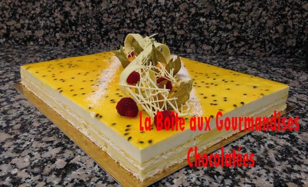 Project visual La Boîte aux Gourmandises Chocolatées
