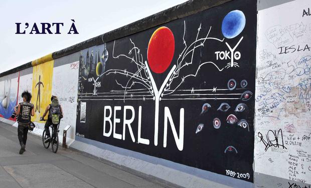 Visuel du projet L'art à Berlin: séjour pédagogique