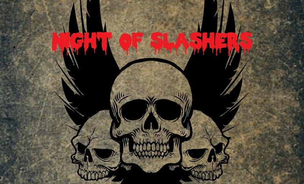 Visueel van project Night of Slashers
