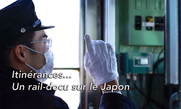 Visueel van project Itinérances... Un rail-docu sur le Japon