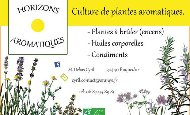 Visuel du projet Encens en Cévennes