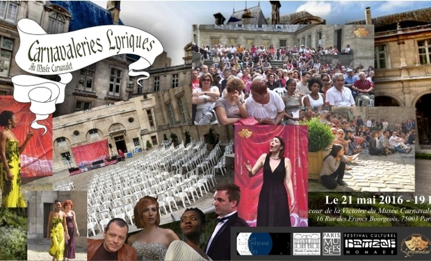 Project visual LES CARNAVALERIES LYRIQUES