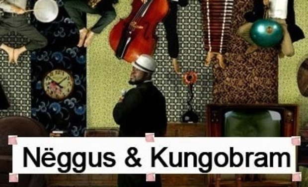 Project visual Premier album de Nëggus & Kungobram
