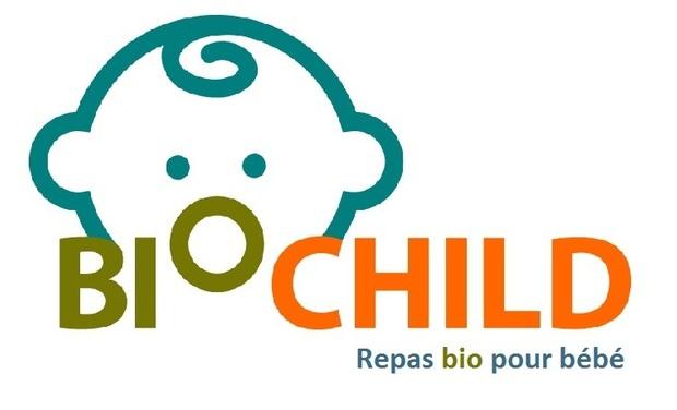 Project visual BIO CHILD repas bio pour bébé