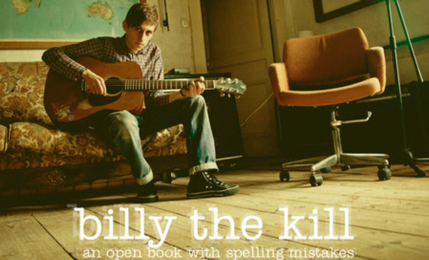 Visueel van project BILLY THE KILL NOUVEL ALBUM