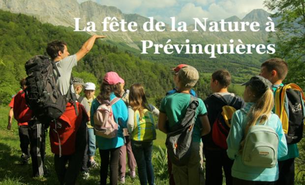 Visueel van project Fête de la Nature à Prévinquières 2016