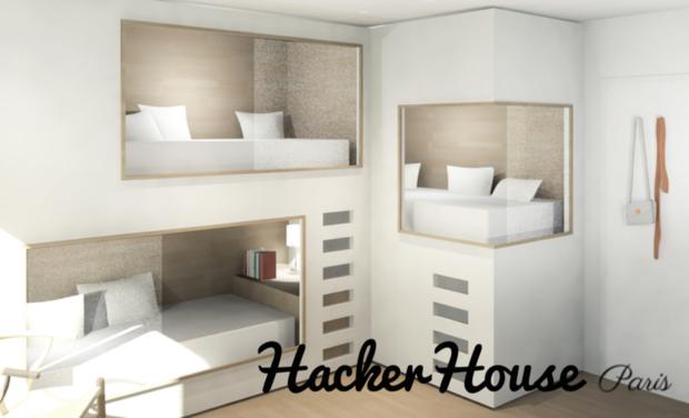 Project visual HackerHouse Paris