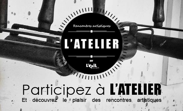 Visuel du projet L'ATELIER - rencontres artistiques