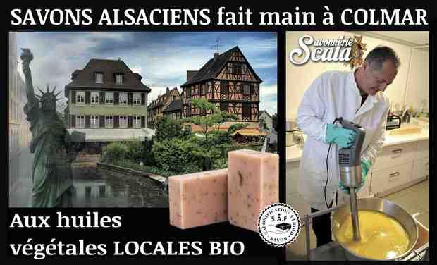 Project visual Scala, la savonnerie alsacienne bio
