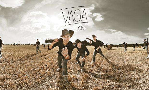 Visueel van project VAGA Nouvel Album+Un Clip+Scénographie