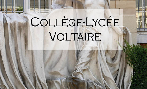 Project visual LIVRE COLLEGE-LYCEE VOLTAIRE