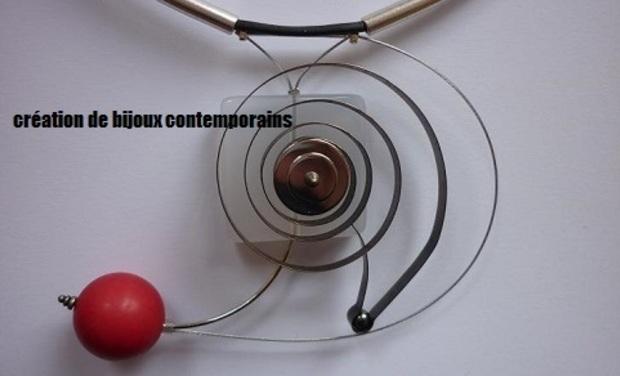 Visueel van project Création de bijoux contemporains à découvrir