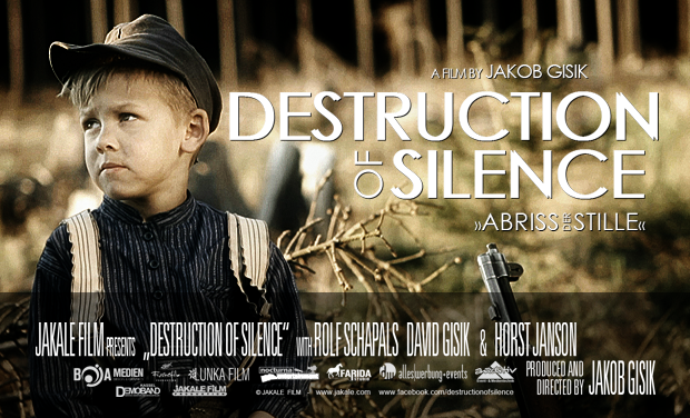 Project visual World War II - Drama: Destruction of Silence