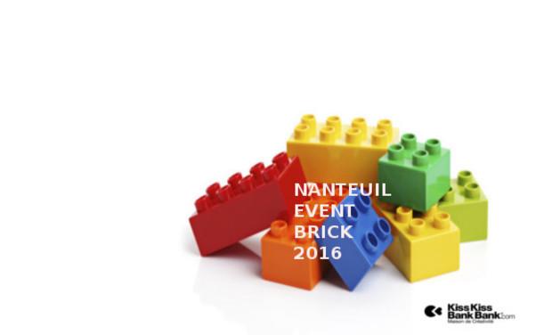 Project visual Nanteuil Events Brick 2016