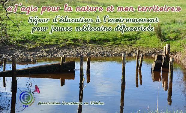 Visueel van project Les chantiers nature d'Ecoacteurs