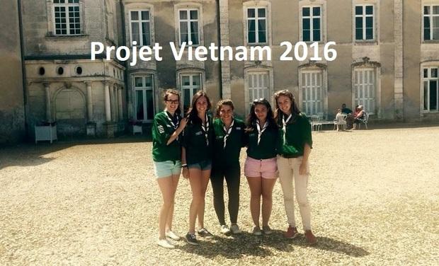 Visuel du projet Compagnons de Marly au Vietnam