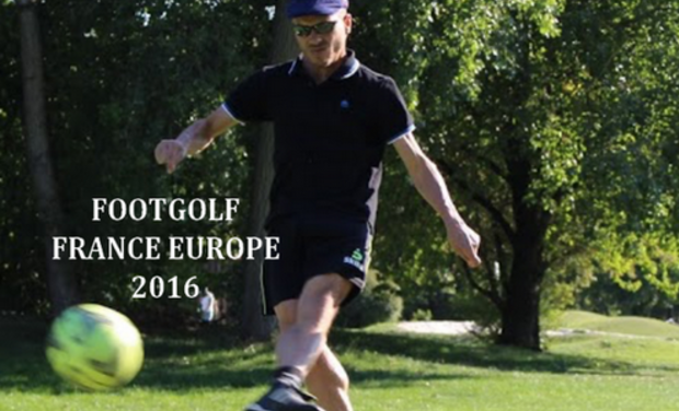 Project visual FOOTGOLF France Europe 2016