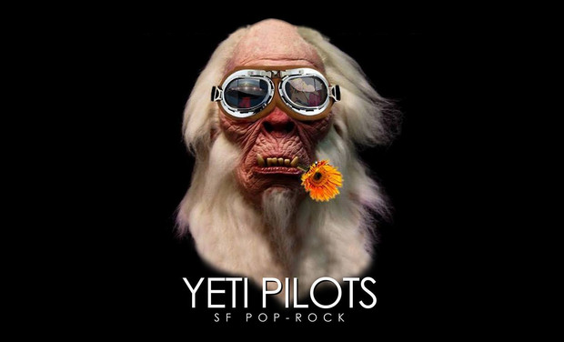 Project visual YETI PILOTS premier EP